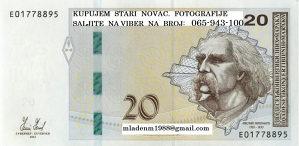 Stari novac kupujem