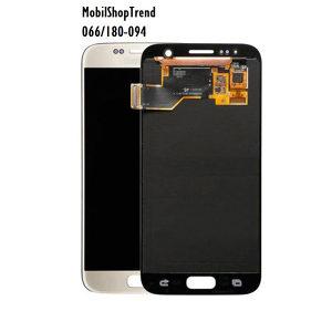 Lcd Dispej Ekran Touch Samsung Galaxy G930 S7