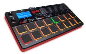 AKAI MPX16 sampler