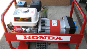 Agregat Honda 4.2 kw