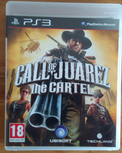 PS3 CALL OF JUAREZ THE CARTEL