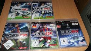PES 09,11,12,13,14 PS3 ORGINAL