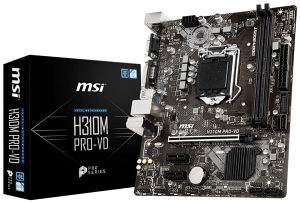 MSI H310M PRO-VD LGA 1151