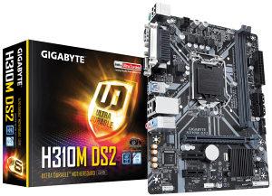 GIGABYTE H310M DS2 LGA 1151