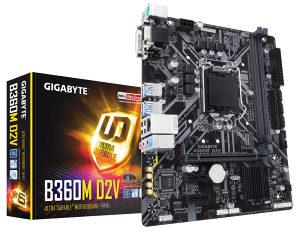 GIGABYTE B360M D2V LGA 1151