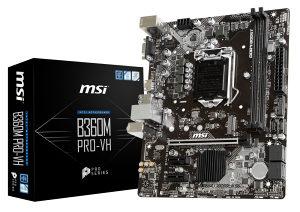 MSI B360M PRO-VH LGA 1151