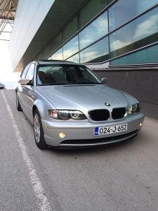 BMW E46 320 110kw Tek reg facelift dizel