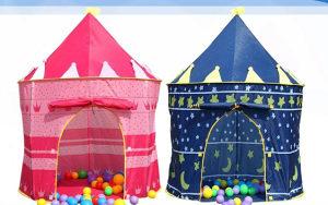 AKCIJA! Dječiji šator dvorac, razne igračke
