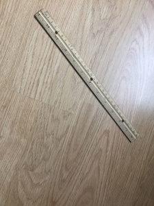 Lenijar drveni 30cm