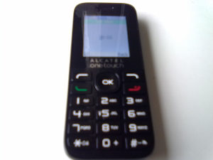 Alcatel One Touch 1016G