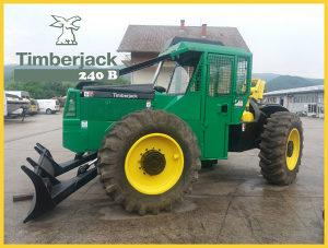 Timberjack 240B