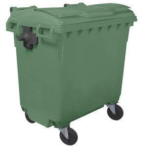 Plastični kontejner – 770l ravan poklopac