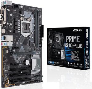 ASUS PRIME H310-PLUS  LGA 1151