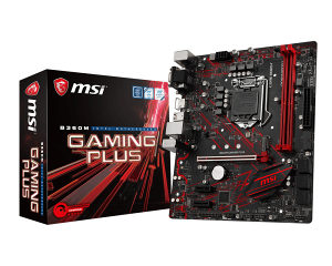 MSI B360M GAMING PLUS LGA 1151