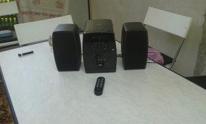LINIJA RADIO USB + DALJINSKI
