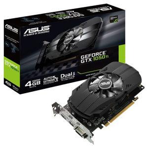 GeForce GTX1050Ti Asus 4GB DDR5