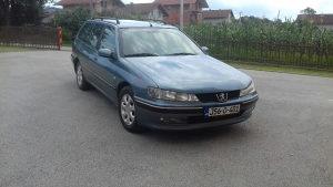 Peugeot 406 2.0 hdi 66kw