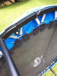 Tuv Nord sklopljiva trampolina