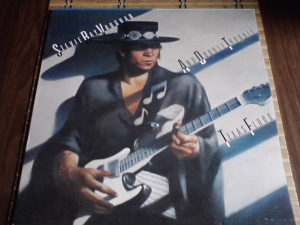 Stevie ray vaughan - 4 lp lot