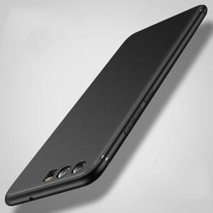 Huawei p10 crna tanka gumena maska
