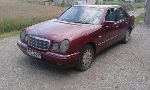 Mercedes-Benz E 220 e220 cdi e220cdi bez zamjena