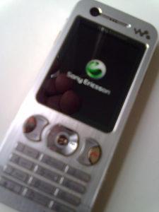 Sony Ericsson w890i Walkman - NOV TELEFON