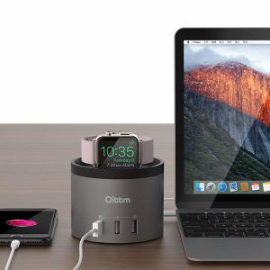 4 portni USB punjač, i za smart satove..