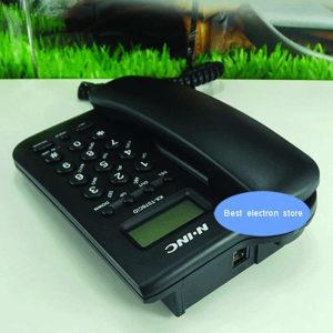 Fiksni Telefon, Disply sat vrjeme prikaz broja pozivate