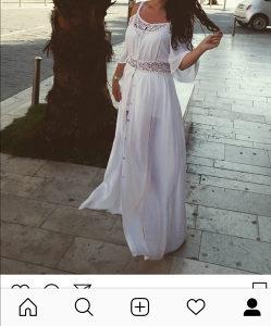 Italijanska haljina za plazu M