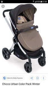 Chicco urban kolica za bebe