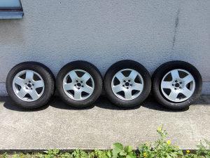 "ALU FELGE ""15"" orginal VW 5x100"