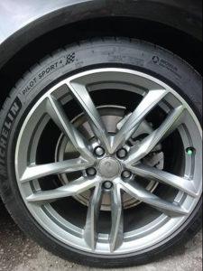 """Felge Audi 19"""""""