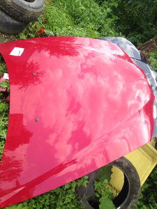 Hauba alfa Romeo 147 facelift