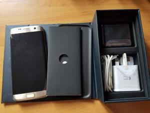 SAMSUNG GALAXY S7 EDGE 32GB GOLD DUOS