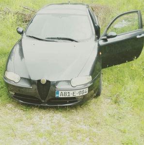 Alfa Romeo 147 1.9 JTD 16v Full oprema. Reg punu godinu