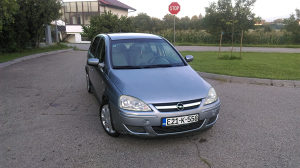 Opel Corsa C 1.2 benzin/plin