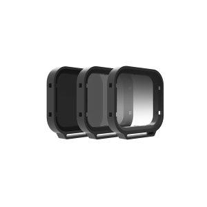 PolarPro – GoPro Hero6/5 Black – Venture Filter 3-Pack