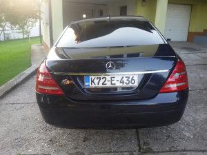 Mercedes-Benz S 320 dizel