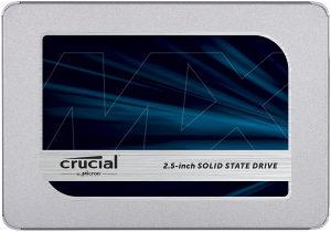 Crucial MX500 500GB SSD 500 GB