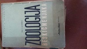 Knjige biologija stručne