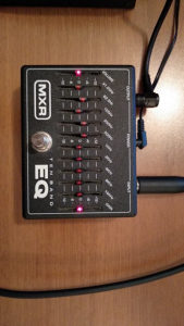 MXR m108 10 eq pedala