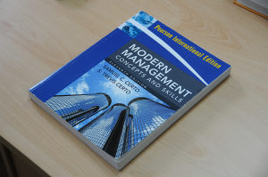 Modern Management. Concepts and Skills
