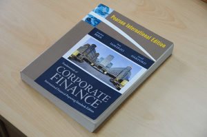 Corporate Finance. Int. Fin. Reporting Standards Ed.