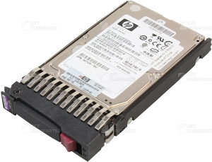HP HDD 146GB SAS 3G 10K