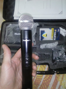 Bežični mikrofon Numark ws 100