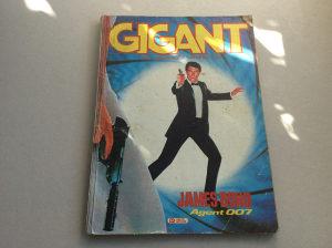 Strip Gigant 35-James Bond