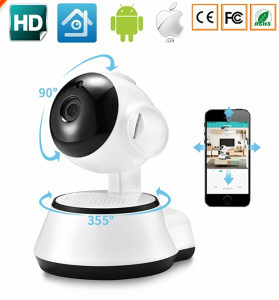 Wifi IP Nadzorna Rotirajuca HD Kamera