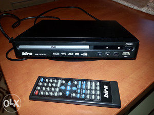 DVD Player bira(cd i usb) kucni