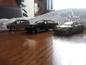 Makete automobila