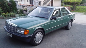 Mercedes 190 D extra stanje !